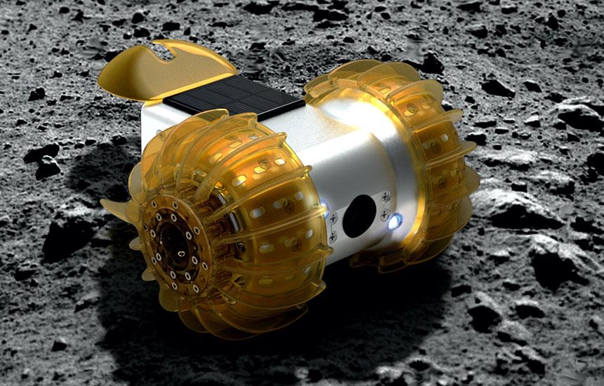 月面探査車「YAOKI」